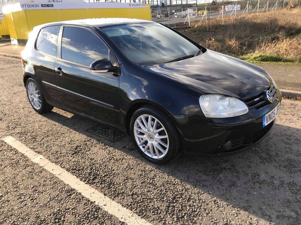 Ebay 2005 Volkswagen Golf 2 0 Gt Tdi 3 Door Mk 5 140 Bhp Spares