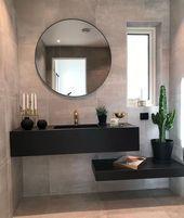 Photo of These inspiring bathroom mirror ideas will change the way you see yourself. #Bat…