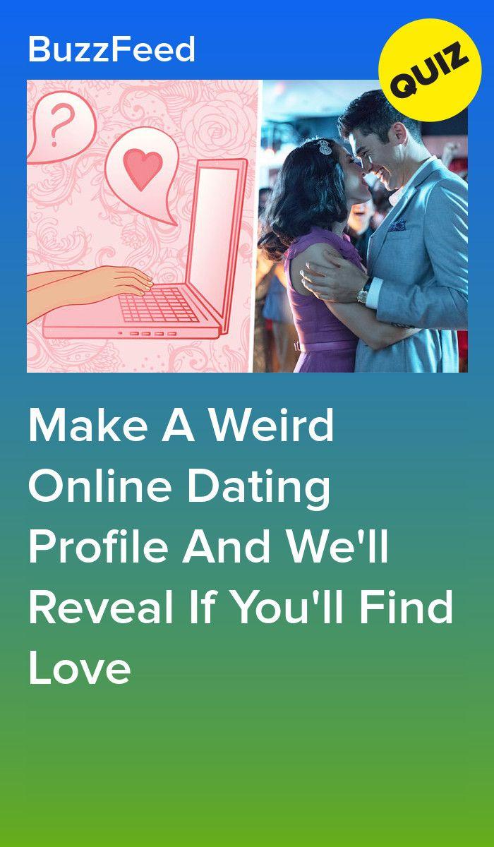 bør jeg gjøre online dating quiz
