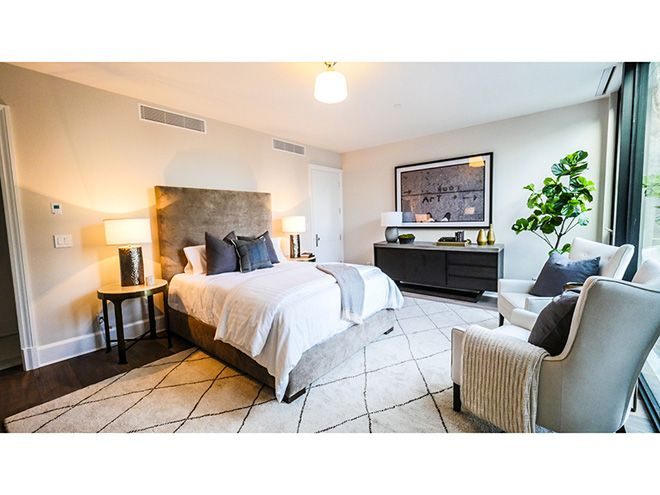 Master Bedroom Extension the bedroom: one of six rooms in their house, blunt and