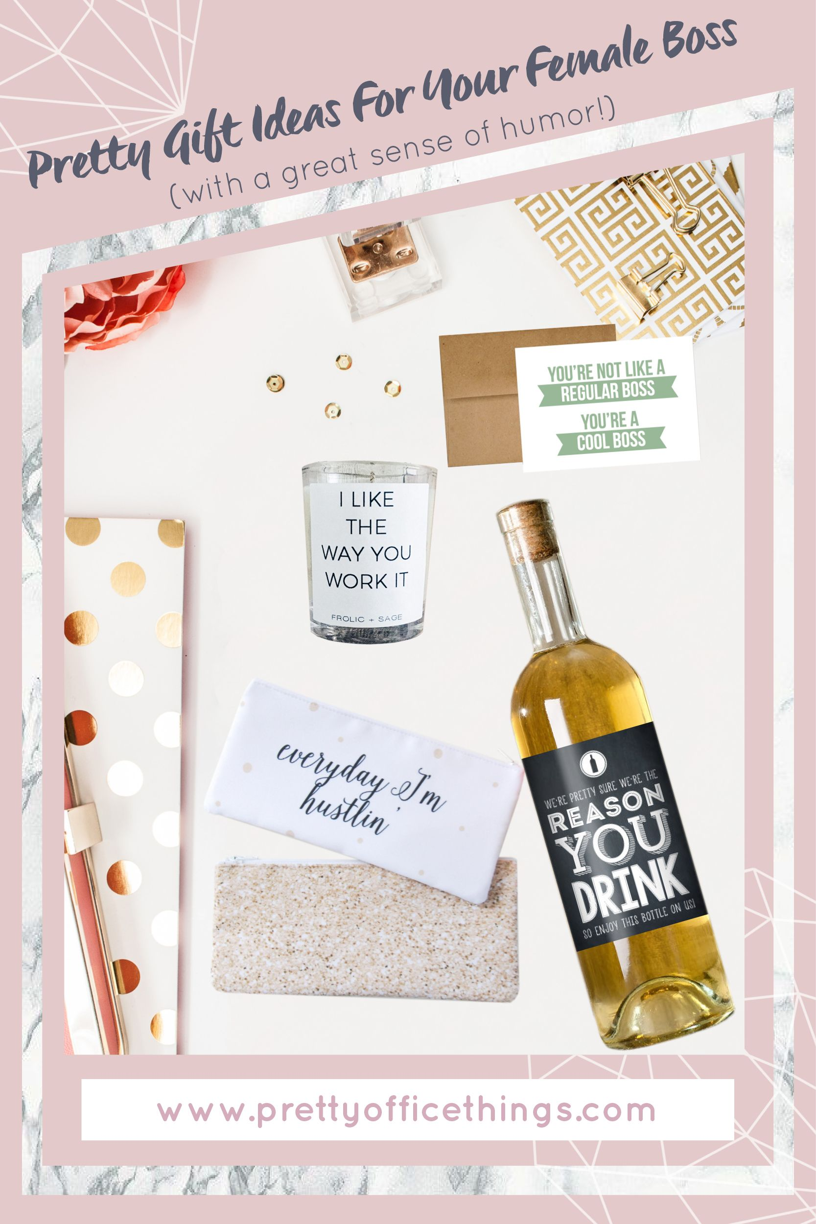 Christmas Gifts For Your Boss Female.Pretty Gift Ideas For Your Female Boss With A Great Sense
