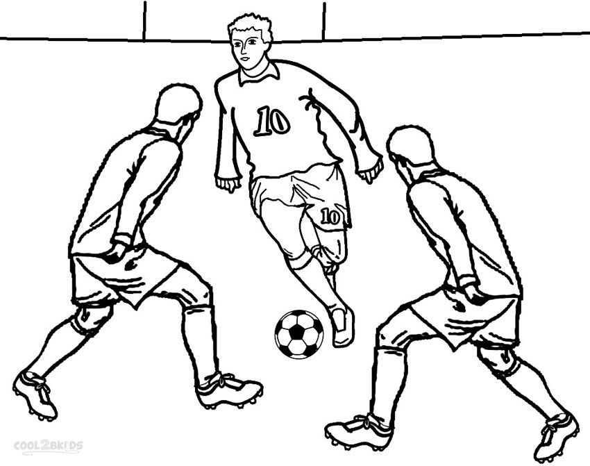 Printable Football Player Coloring Pages For Kids Cool2bkids Football Coloring Pages Coloring Pages For Kids Coloring Pages