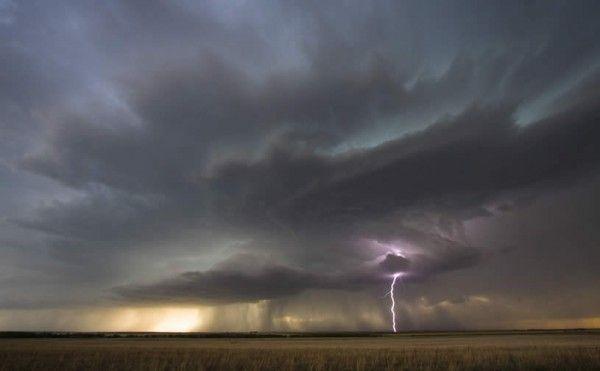 lightning detail