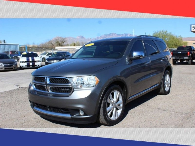 2011 Dodge Durango Crew Goliath Auto Sales Llc Auto Dealership In Tucson Dodge Suv Car Dealership Dodge Durango