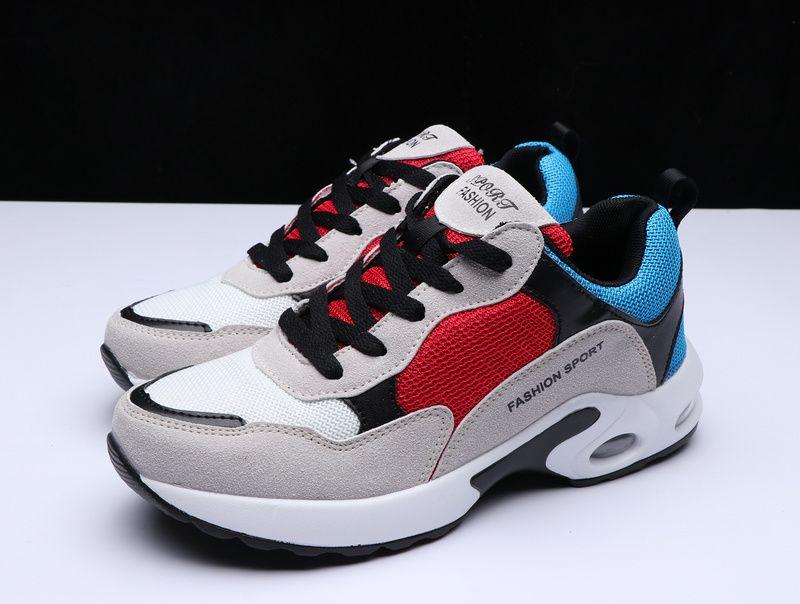 buy \u003e blue and red balenciaga runners