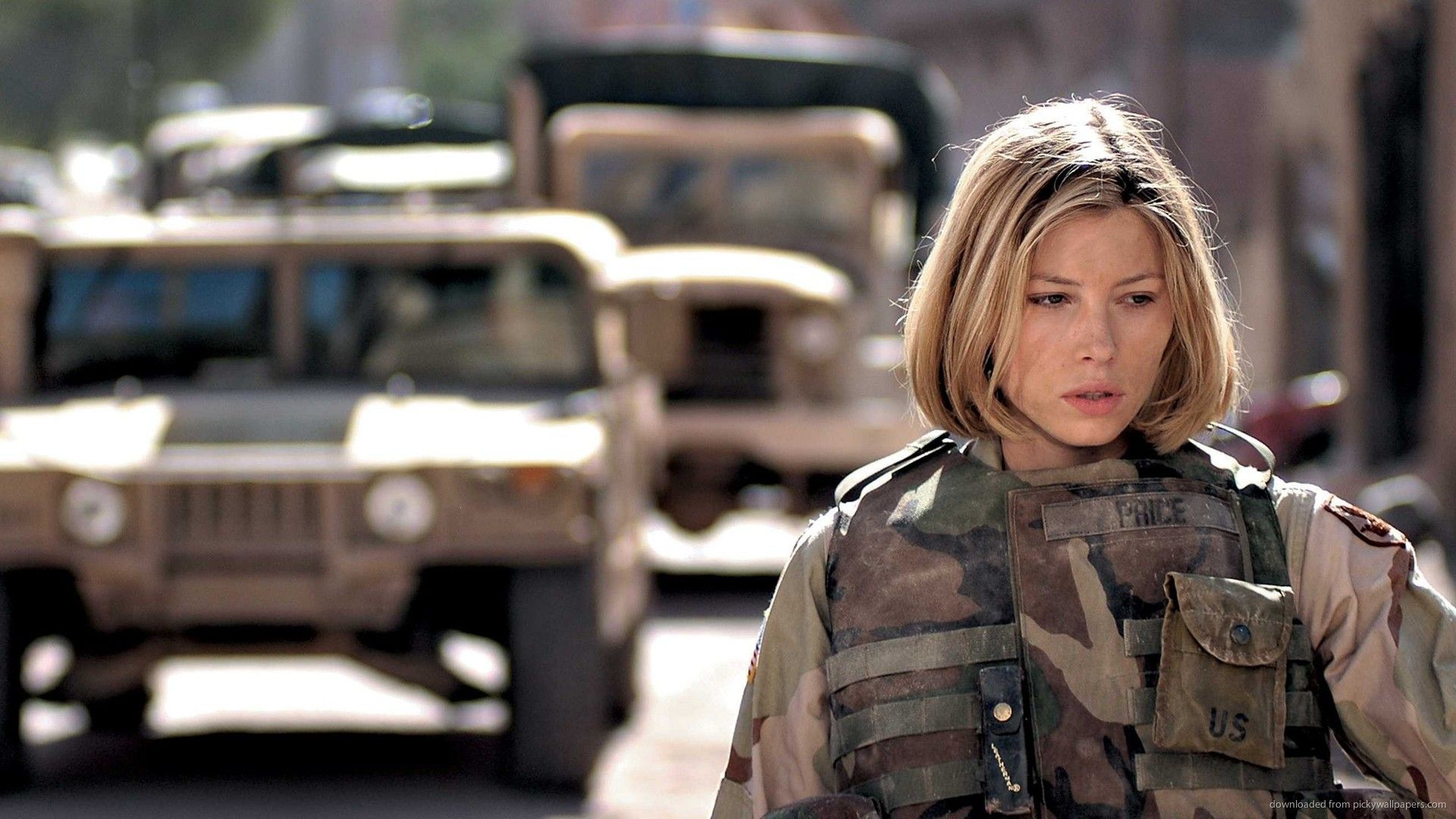 Female Actresses In Military