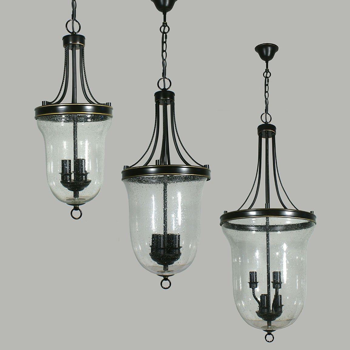 L2 1904 Float Lantern Pendant Light 3 Sizes Lighting