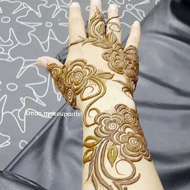 Khaleeji Henna Designs Tattoo: Mehndi Designs, Arabian Mehndi Design, Henna