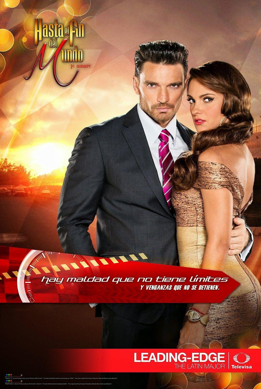 Amor En Fin Movie Online tv novelas magazine: hasta el fin del mundo - posters