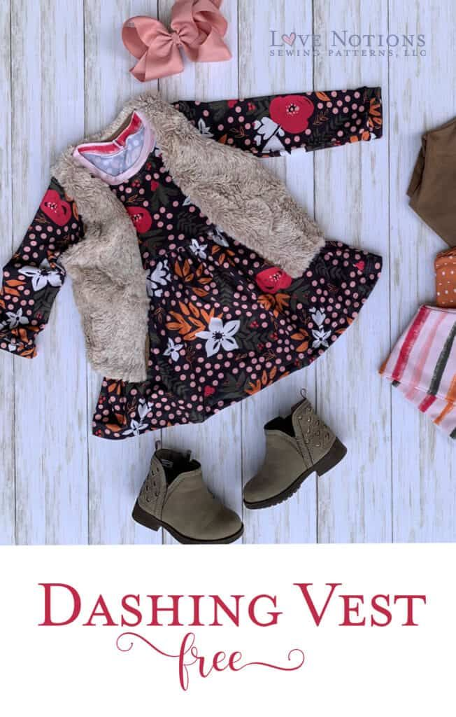 Baby Capsule Wardrobe FREE Vest Pattern Get inspired by these patterns and create a coordinating easytowear and easytostyle capsule wardrobe for baby or for your big kid...