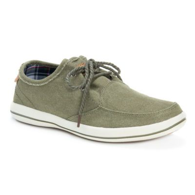 Muk Luks Josh Mens Oxford Shoes - JCPenney