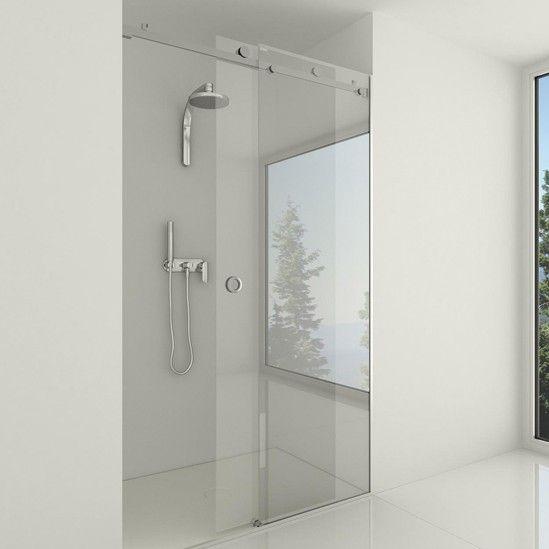 Premium slide SH nis schuifdeur voor douche | Badkamer | Pinterest
