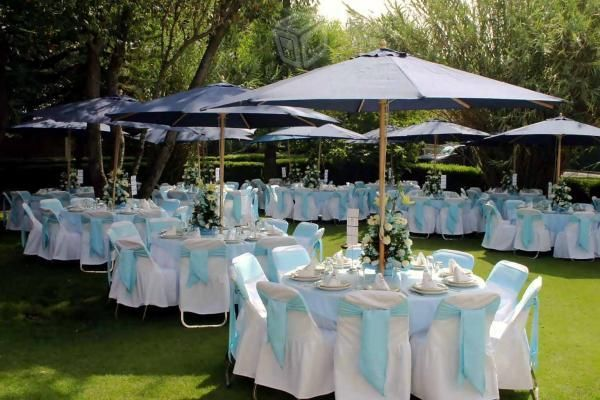 hermoso jardin para fiestas en el sur del d f beb