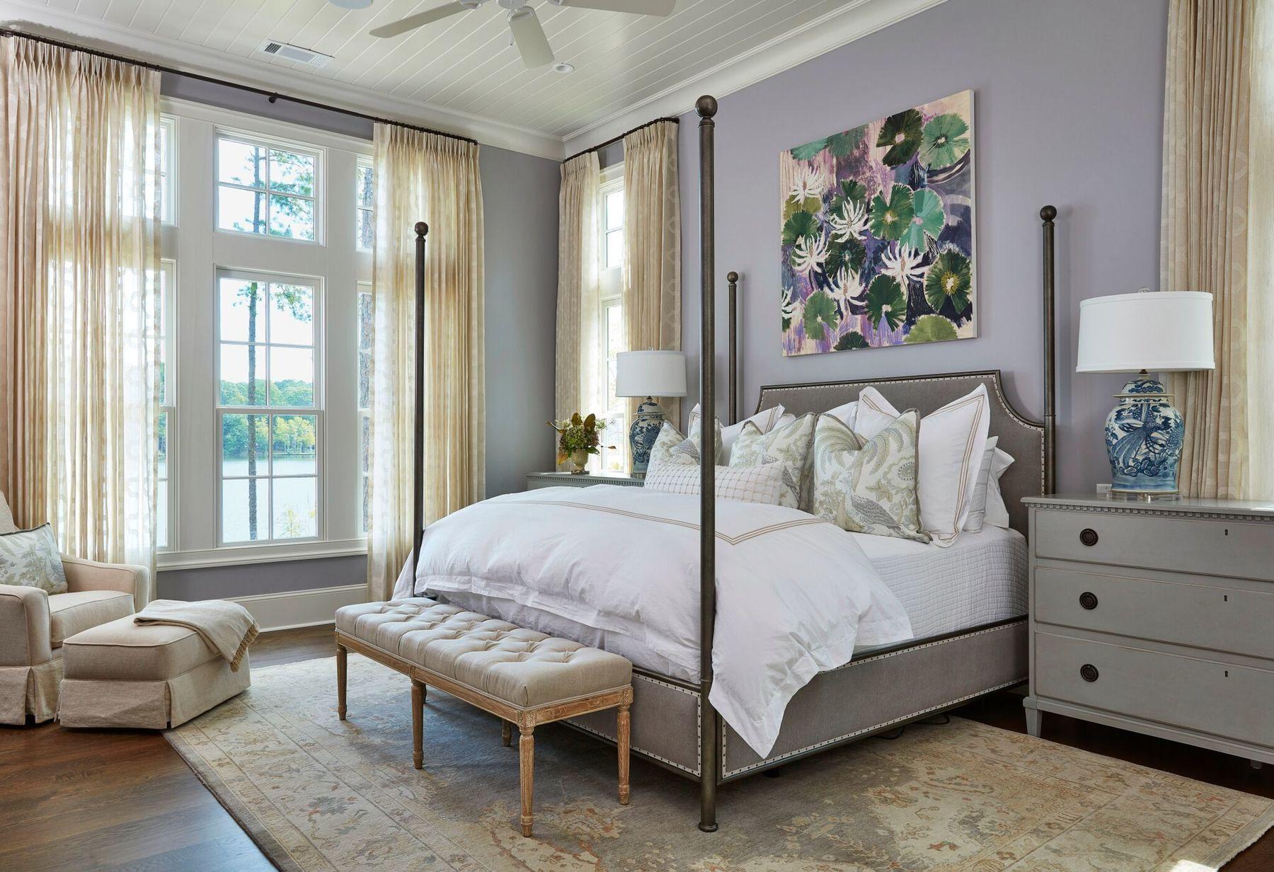 Gainesville designer Maggie Griffin created a serene