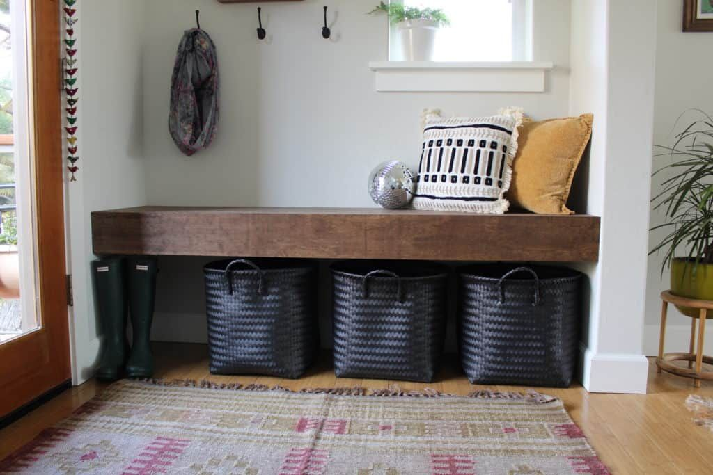 35 DIY Bench Ideas To Add Character To Your Home
