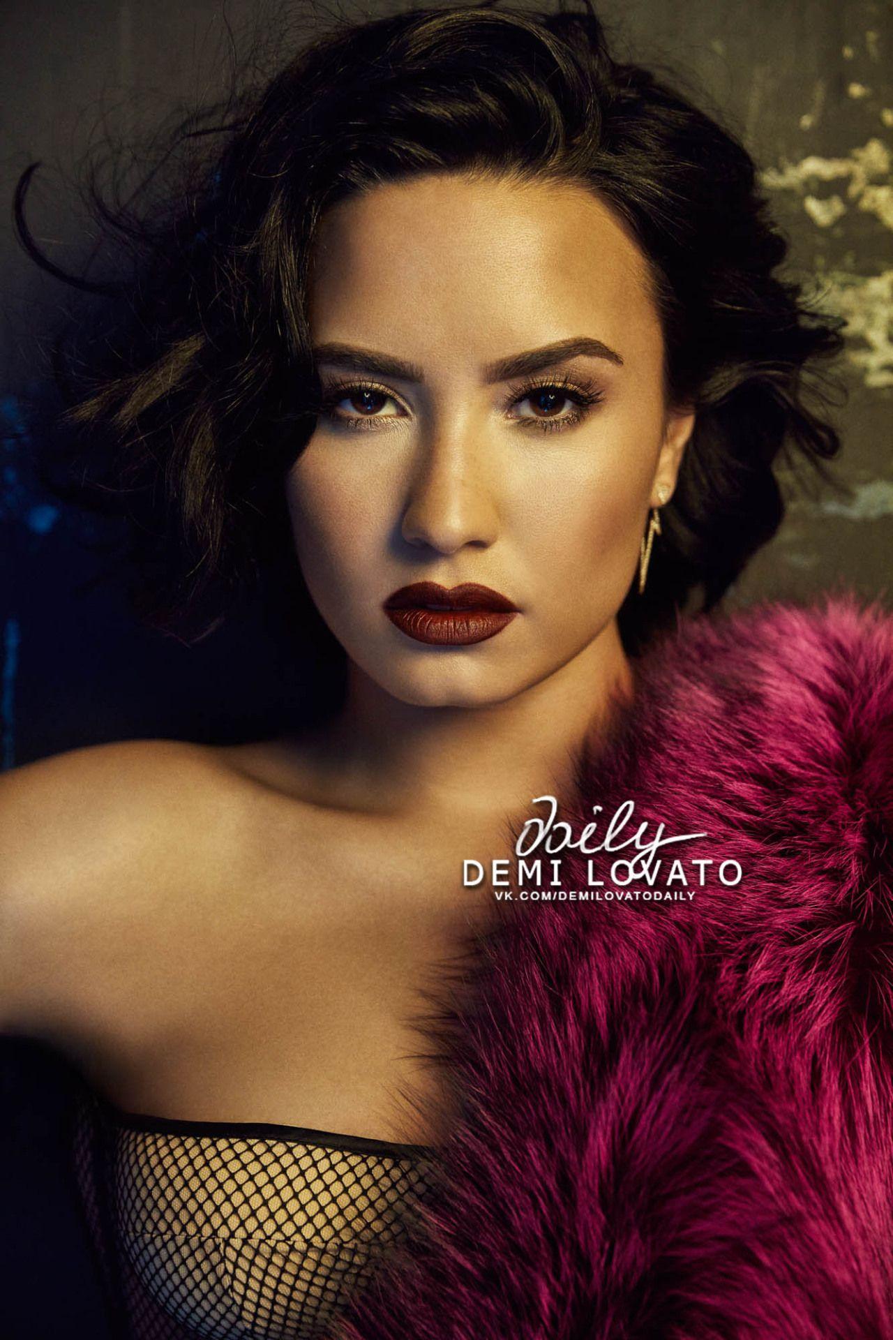 Demi Lovato Billboard Magazine July