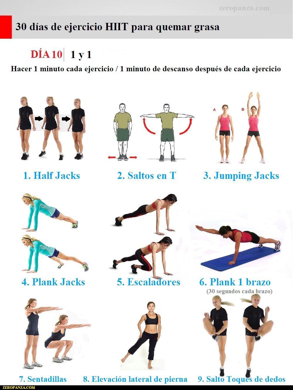 como el ejercicio quema la grasa
