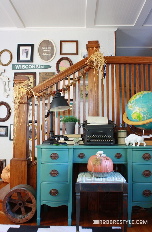 Vintage Fall Decorating Ideas Vintage Fall Decorating