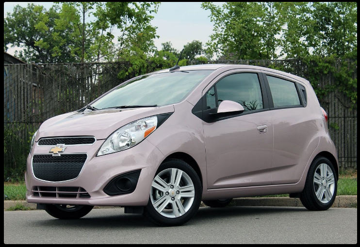 The 2019 Chevrolet Spark Offers Outstanding Style And Technology