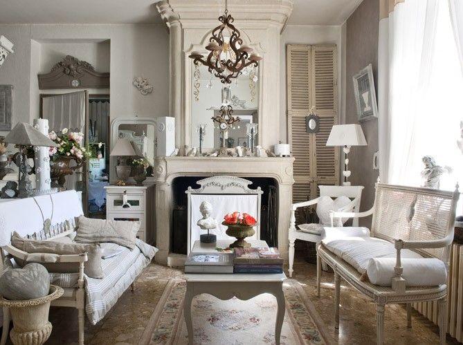 gustavian style decorating french home in tourain inspiring rh pinterest com