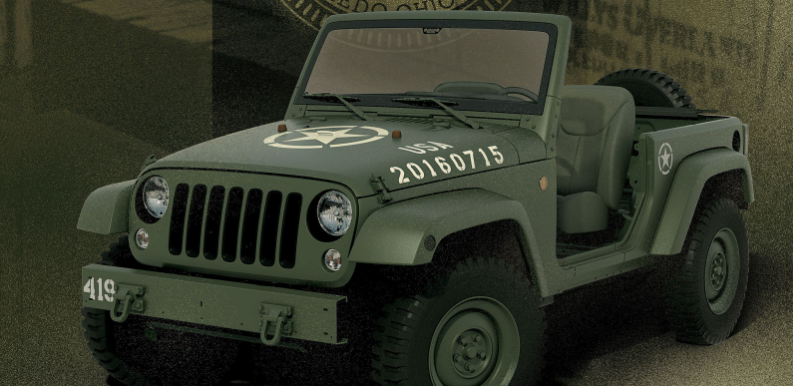 2018 jeep s 75th wwii themed wrangler release date price specs rh pinterest es