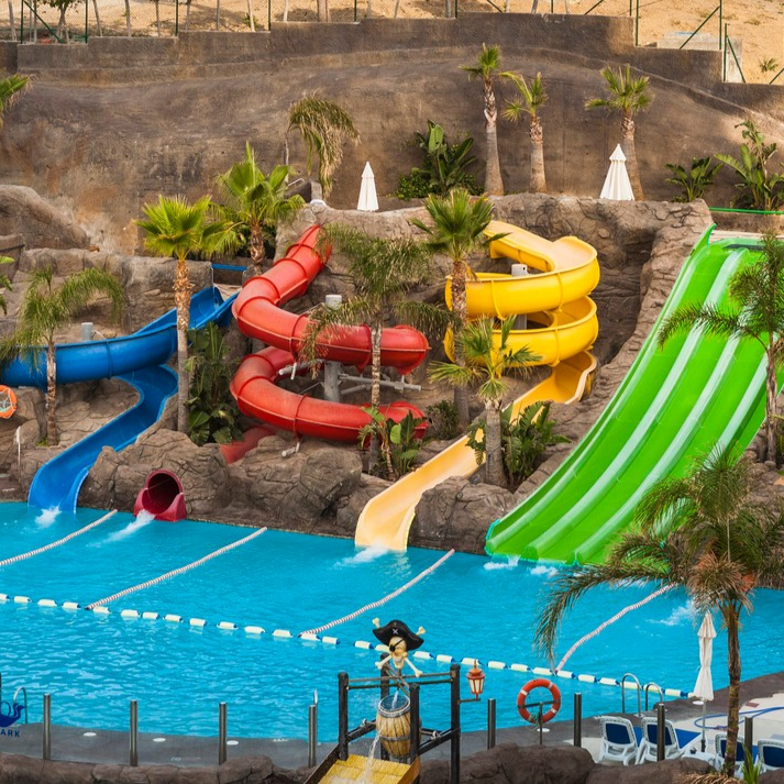 Piscinas De Nuestro Hotel En Málaga Globales Los Patos Park Pools At Our Hotel In Malaga Globales Los Patos Park Hotel Ma Hoteles Parque Acuatico Piscinas
