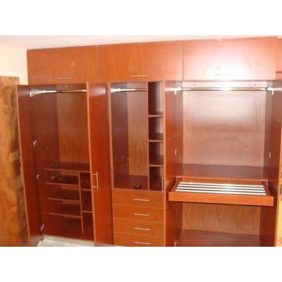 Closet cocinas y muebles de ba o modernos y elegantes for Armarios elegantes