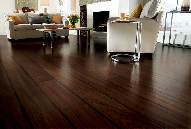 From The Ground Up Wide Plank Laminate Flooring