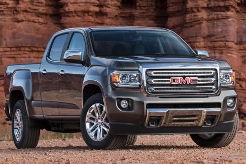 2015 Gmc Canyon Redesign And Price