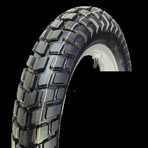 Vee Rubber Vrm 163 90 100 19 Tubeless Dual Sport Motorcycle Tires Bike
