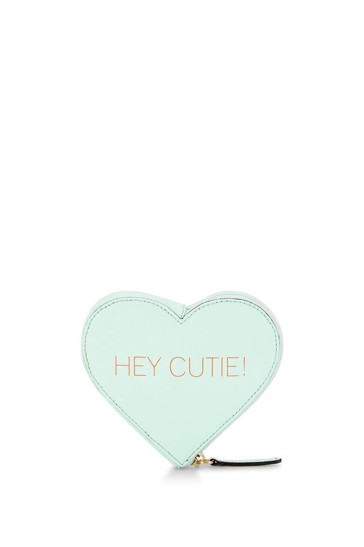 Heart Pouch- Hey Cutie - Rebecca Minkoff