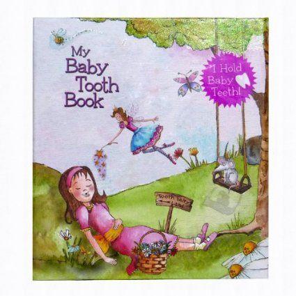 Baby tooth flapbook for girl kinsleigh pinterest teeth baby tooth flapbook for girl ccuart Choice Image