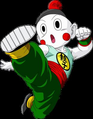 Chiaotzu Dragon Ball Art Dragon Ball Artwork Dragon Ball Super