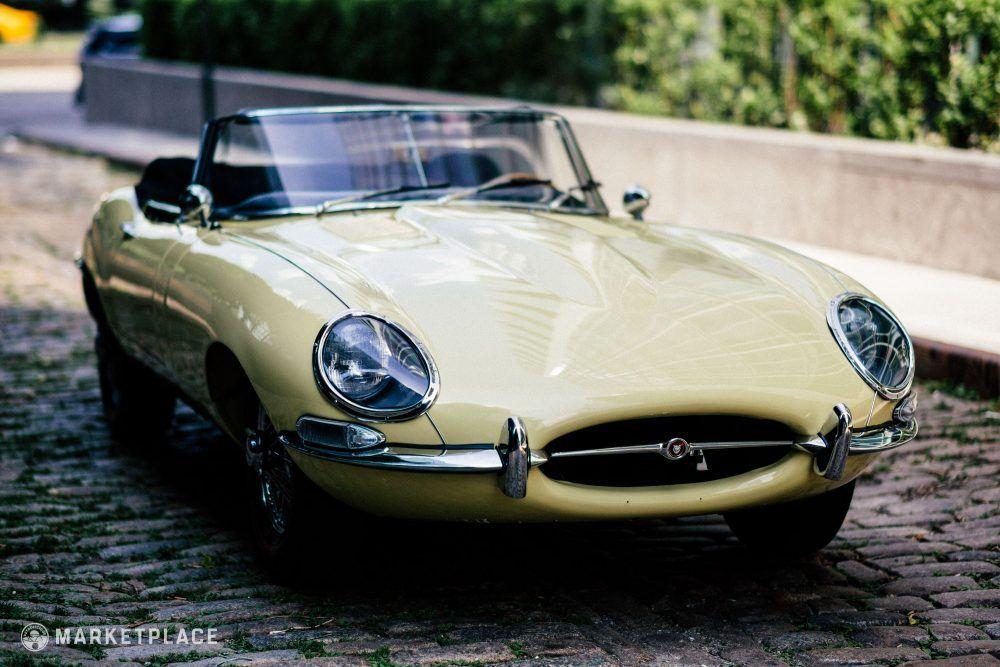 20kMile 1967 Jaguar EType Jaguar e type