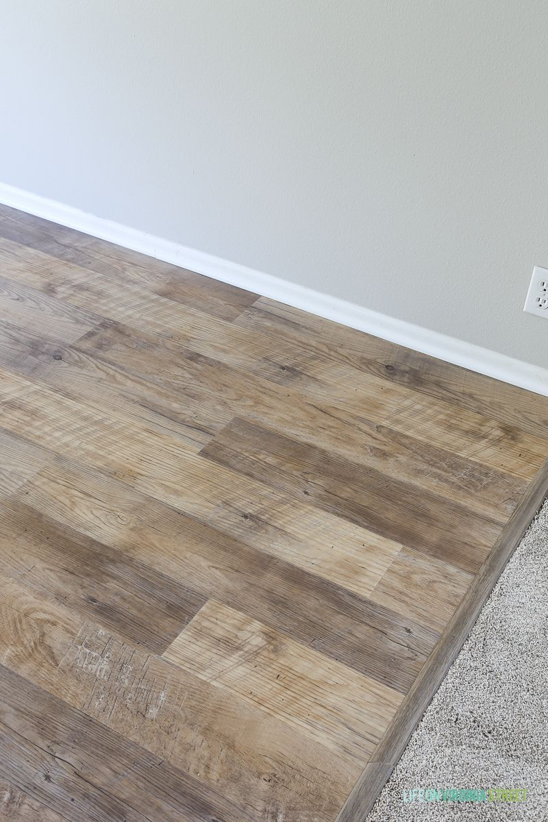 Waterproof Laminate Flooring Is The Dream Of Homeowners Who Want Convenience But Security Vinyl Where Do You Get It