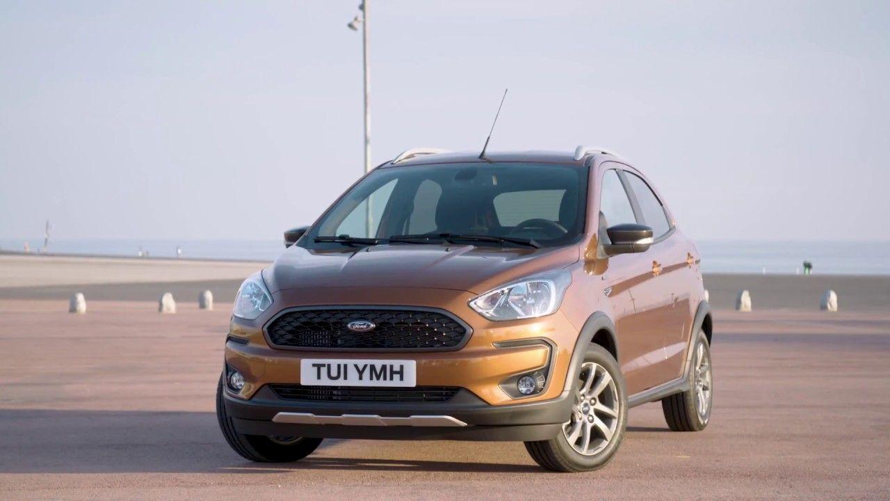 Ford Ka Video Debut