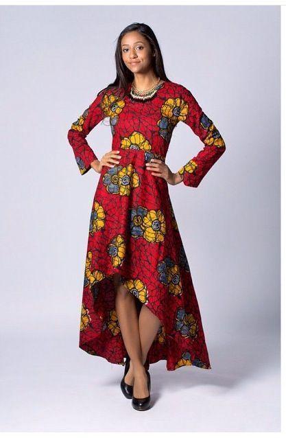 Latest Ankara Dress Styles #afrikanischerdruck Ankara Styles5 #afrikanischerstil