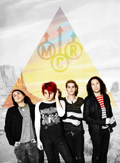 Gerard's red hair was probably one of my favorite hair ...