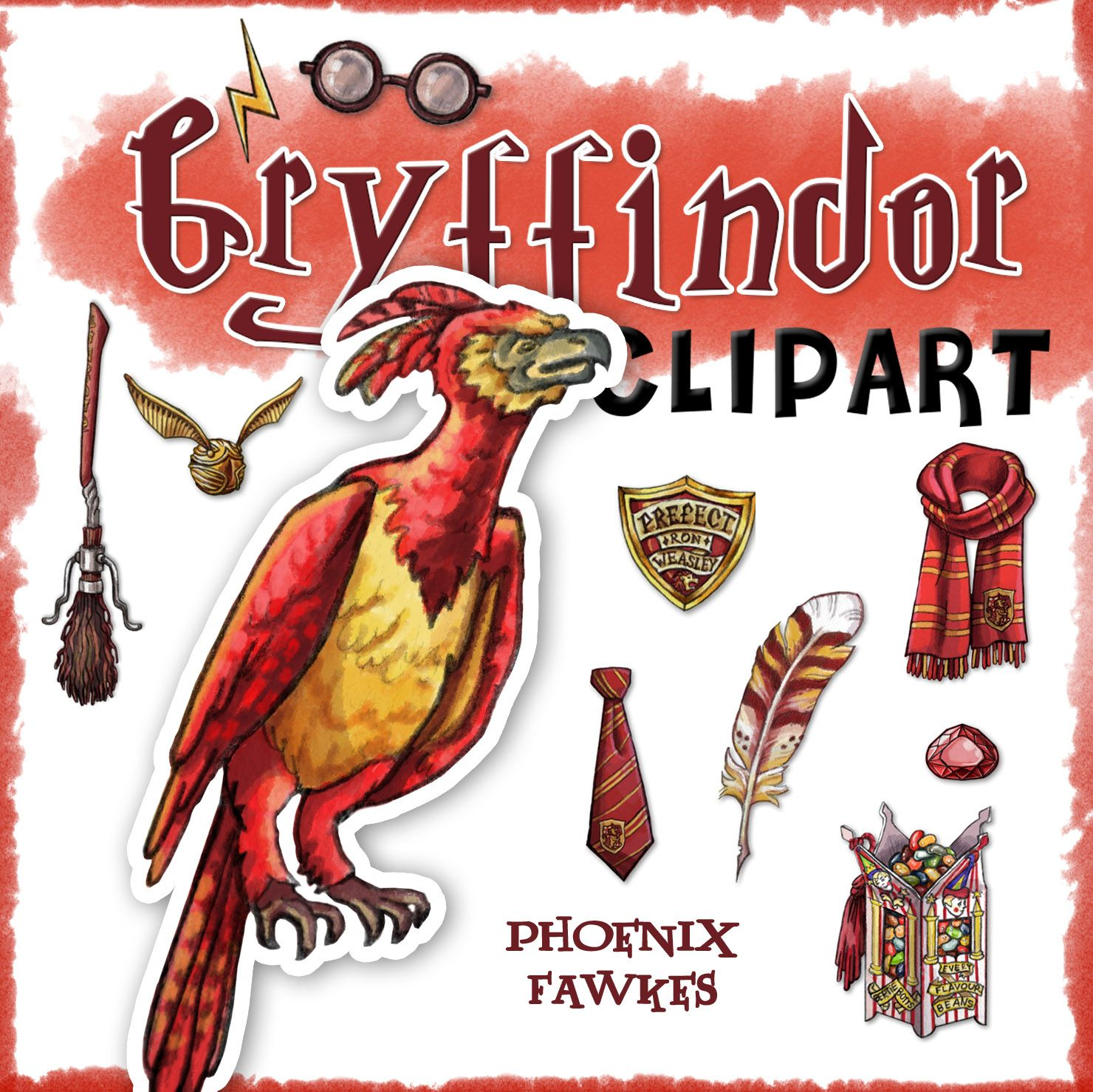 Clipart Of Harry Potter Gryffindoor House Transparent Clipart For Harry Potter Party De Harry Potter Party Decorations Harry Potter Planner Harry Potter Party