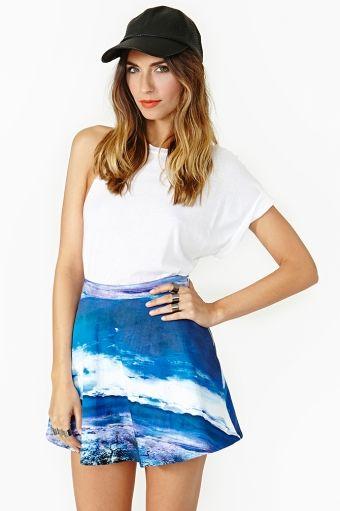 Blue Crush Skirt