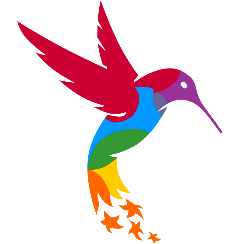 A Data Hummingbird Icon By Bmateka Png 801 801 Drawings Coloring Books Typography Logo