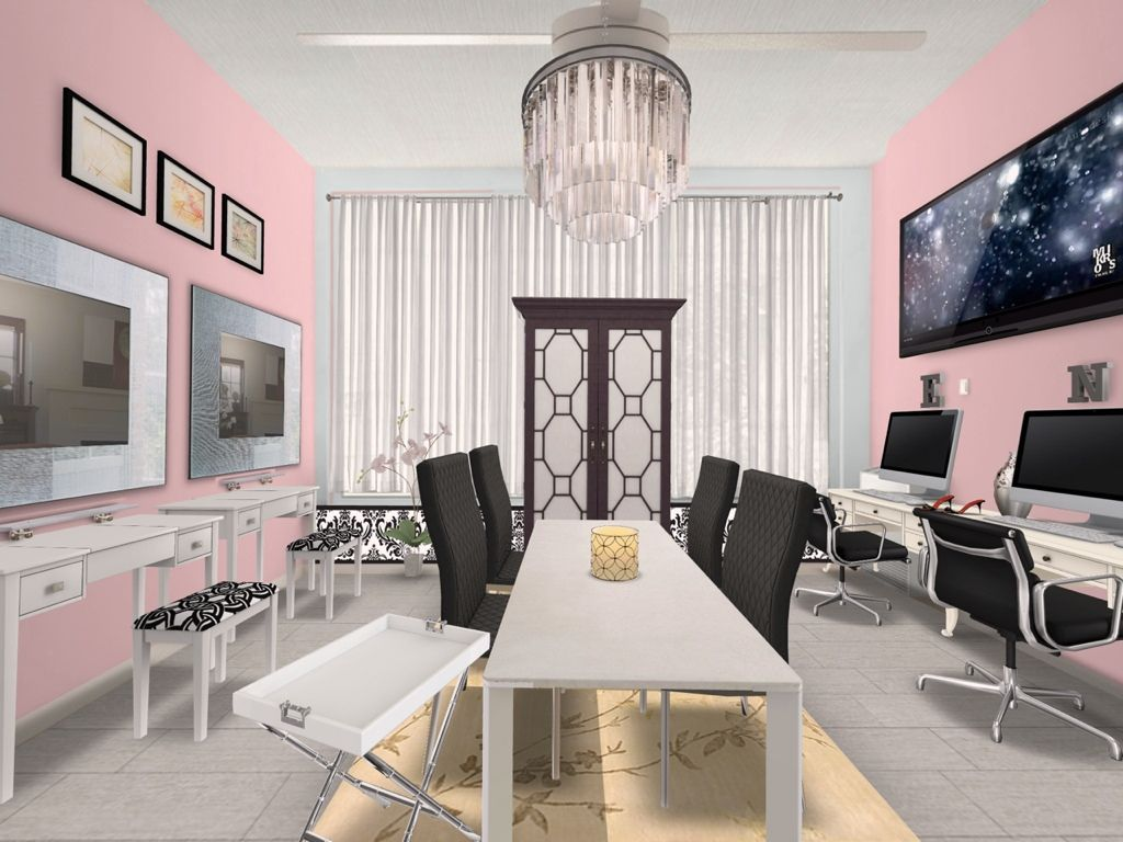 My Mary Kay Pink Bubble Http Www Homestyler Com Mobile  # Muebles Cuquins