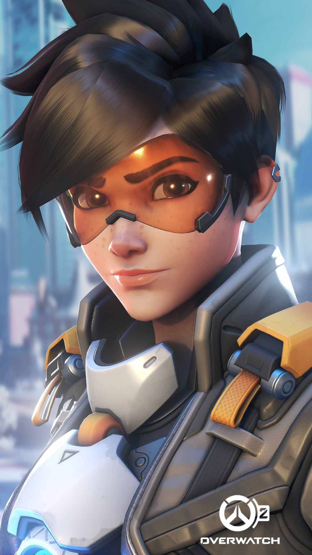 Overwatch 2 Wallpaper Hd Phone Backgrounds Characters Logo Art Poster For Iphone Android Screen Overwatch Posters Overwatch Tracer Overwatch