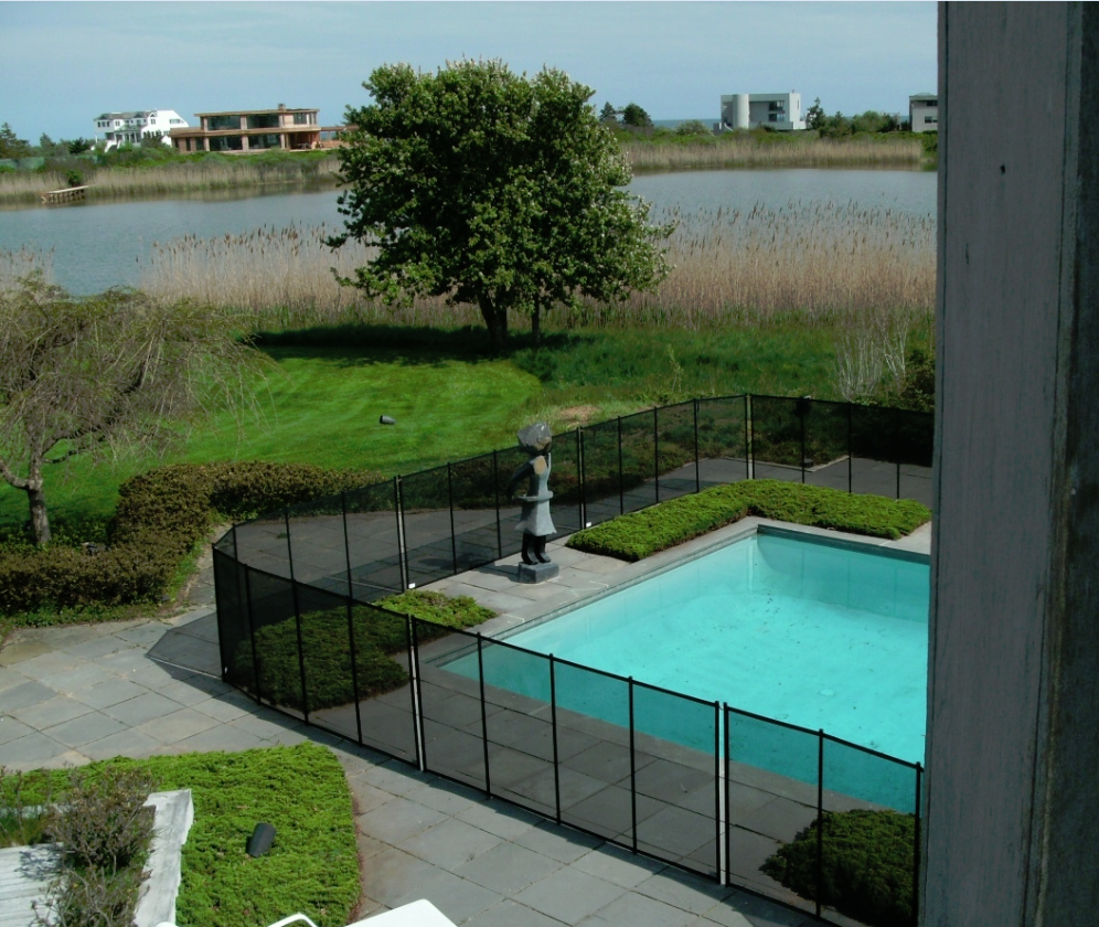Baby Loc Is The First Removable Pool Fence That S Good Enough To Come From Loop Loc Pool Removable Pool Fence Pool Cover