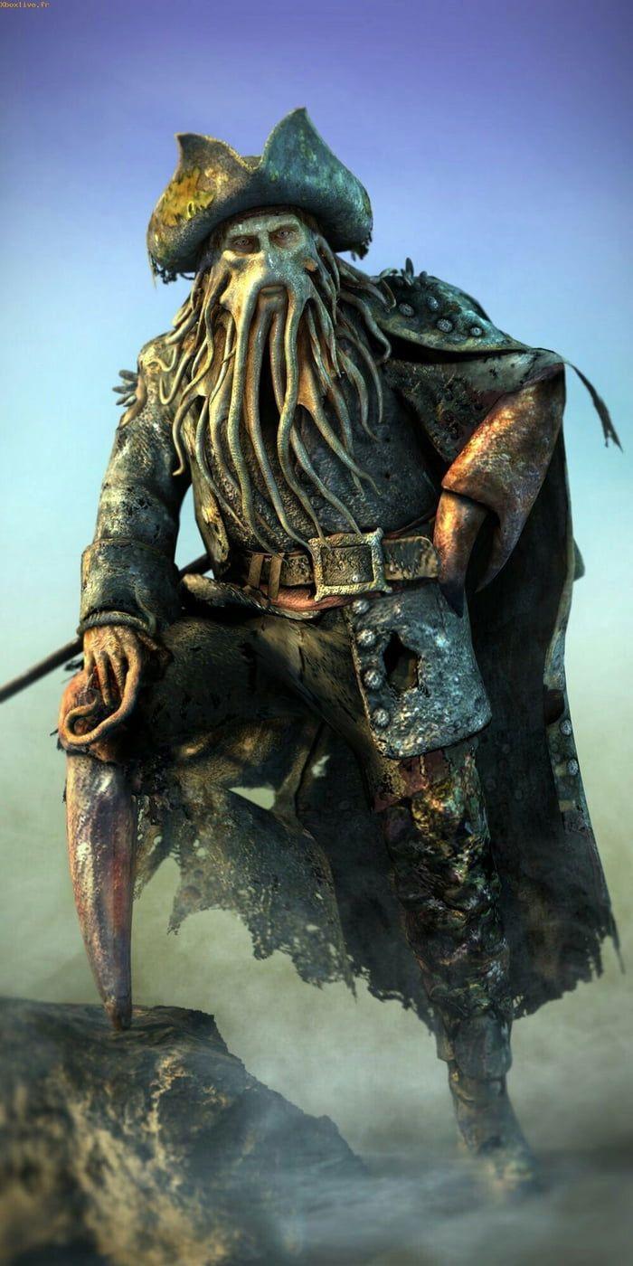 Release the Kraken! 9GAG Pirates of the caribbean