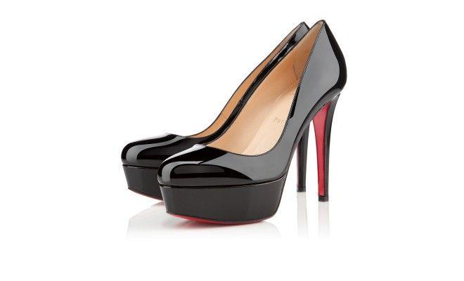 641e49f09d0a Bianca 120 Black Patent Leather - Women Shoes - Christian Louboutin ...
