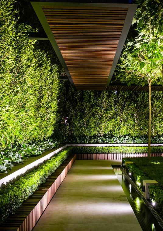 Why doesn't my backyard look this good? Melbourne International Flower and Garden Show entry by...