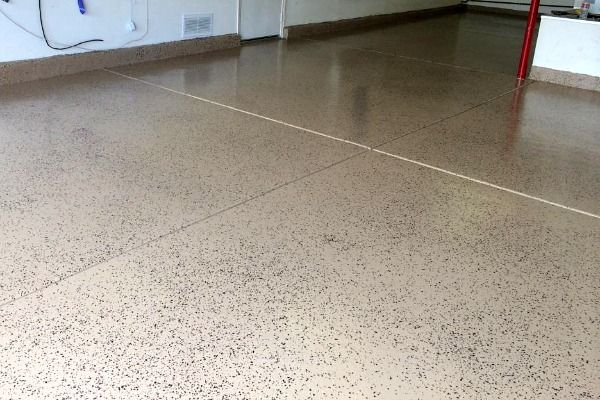 How To Recoat New Epoxy Over An Old Garage Floor Coating With