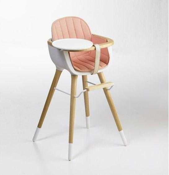 Chaise haute Ovo Micuna - Les Enfants du Design | Bebe | Pinterest ...