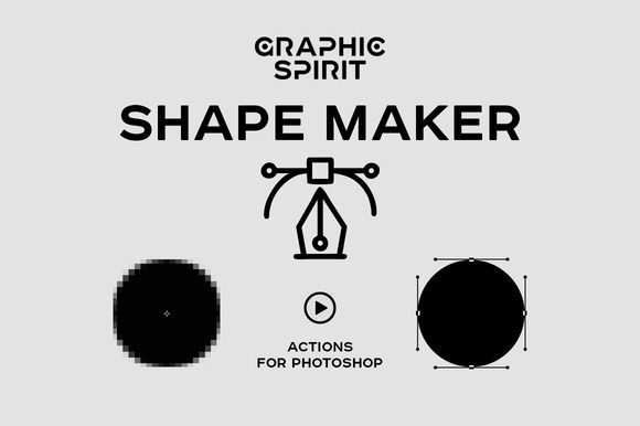 cool Path & Shape Maker for Photoshop (With images